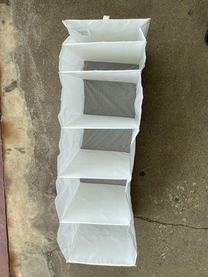 Hanging Closet Organizer for Sale in Chicago, IL