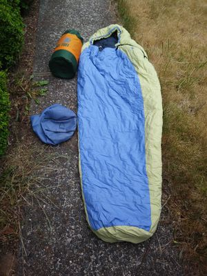 Sleeping bag seirra design for Sale in Kirkland, WA
