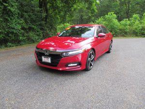 2018 Honda Accord Sedan for Sale in Fredericksburg, VA