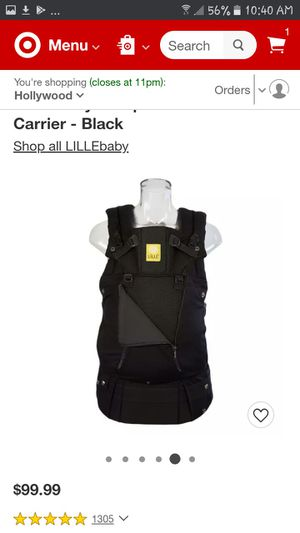 Lille Baby Carrier for Sale in Hollywood, FL
