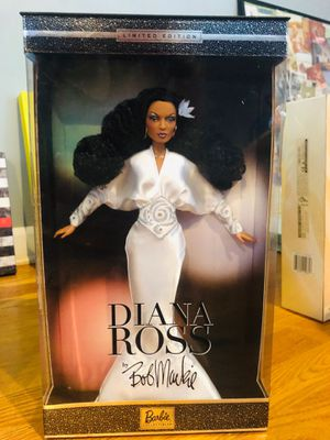 New Diana Ross Collectible Barbie for Sale in Woodbridge Township, NJ