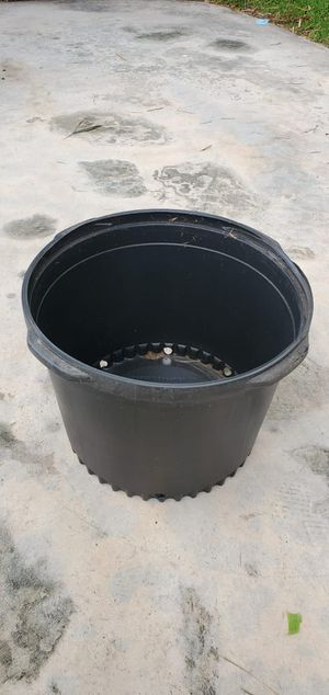 25 gallon Nursery Tree Pots - NEW for Sale in Miramar, FL