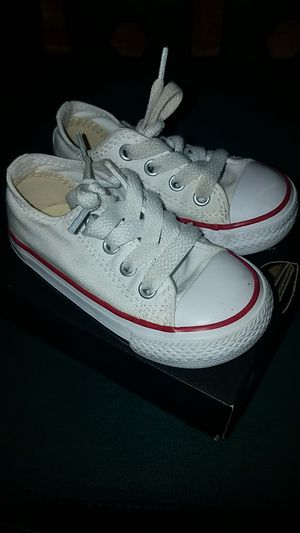 Converse - White All Star for Sale in Bronx, NY