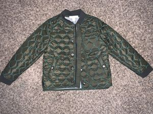 Quilted boys Burberry coat for Sale in Fort Leonard Wood, MO