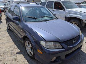 2002 Mazda Protege @ U-Pull Auto Parts 047446 for Sale in Las Vegas, NV