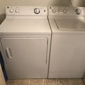GE Washer/ Dryer Set for Sale in Columbia, SC