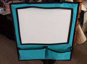 BLUE Dry Erase Organizing Board for Sale in Charles Town, WV