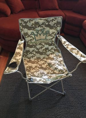Limited Too Portable -Camp Chair for Sale in Tacoma, WA