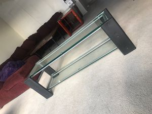Glass table for Sale in Seattle, WA