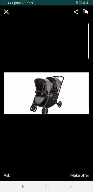 Double stroller need to sell asap for Sale in Long Beach, CA