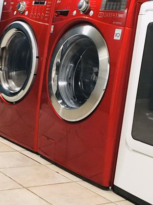 LG Washer and Dryer for Sale in Palos Verdes Peninsula, CA