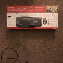 Microsoft Wireless Keyboard And Mouse for Sale in Woodbridge,  VA
