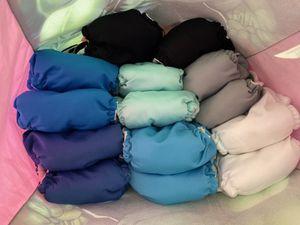 Lil Joey Newborn Cloth Diapers for Sale in Hialeah, FL