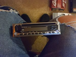 Kenwood KDC-119 car stereo for Sale in Auburn, WA