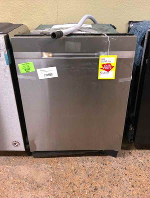 Brand New Samsung Dishwasher Stainless (Model:DW80R5060US) W FAG for Sale in Dallas, TX