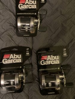 Abu Garcia Reels (New) for Sale in Henderson,  NV