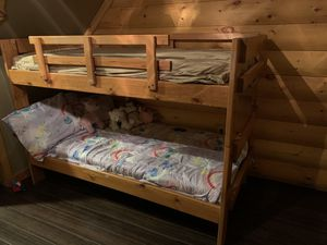 Twin Bunk Beds, Excellent condition for Sale in Culpeper, VA