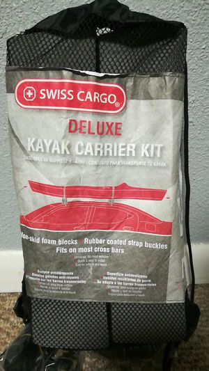 Kayak carrier blocks for Sale in Endicott, NY