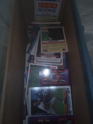 Collection of baseball cards for Sale in Frostproof, FL