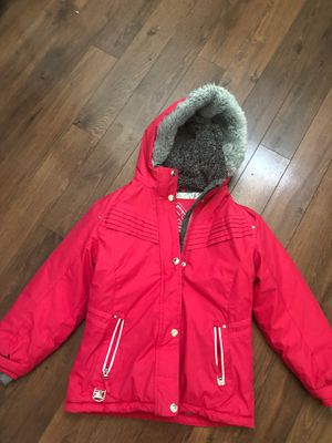 Girls ski jacket / winter coat - like new - size 10/12 for Sale in AZ, US