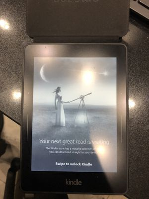 Kindle paper white 4Gigs by AMAZON brand new only opened box! for Sale in Washington, DC
