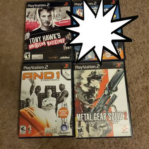PS2 & PS3 Games Lot for Sale in Sun City, AZ