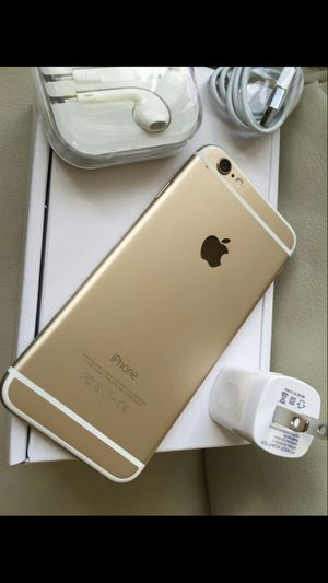 Iphone 6, 16GB - excellent condition, factory unlocked, includes new box & accessories for Sale in Springfield, VA