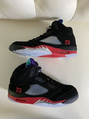BRAND NEW JORDAN 5 TOP 3 SIZE 13 IN HAND for Sale in Grove City, OH