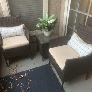 Outdoor Patio Set for Sale in Dallas, TX