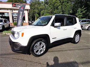2016 Jeep Renegade Limited for Sale in Freehold, NJ
