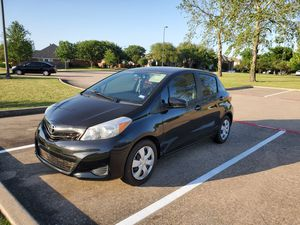 Greatly Maintained 2014 Toyota Yaris 4-door Hatchback LE - Low Mile- Clean Title & Smoke Free for Sale in Allen, TX