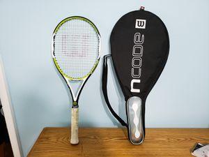 Wilson n pro open x tennis racket. for Sale in Nashville, TN