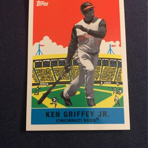 Ken Griffey Jr 2007 Topps for Sale in Pomona, CA