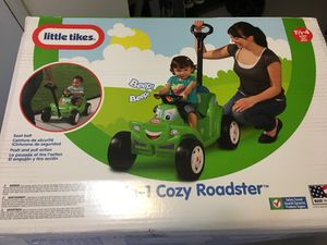 Little Tikes 2 in 1 Cozy Roadster NEW!!! for Sale in The Bronx, NY