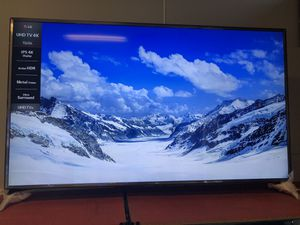 Lg 75 inch 4K tv smart with warranty for Sale in Pasadena, CA