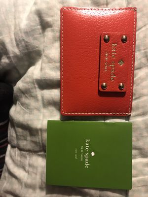 Kate Spade small credit card wallet for Sale in West Bloomfield Township, MI