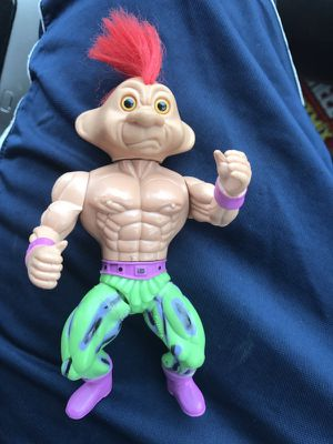 KO troll force Heman Mohawk Toy/Action figure for Sale in Columbus, OH