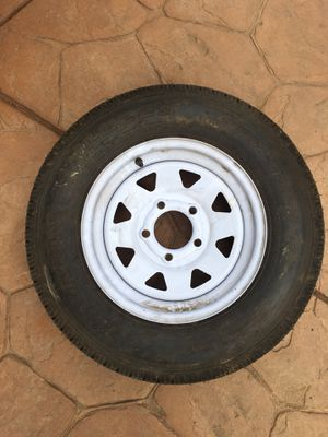 Tire for trailer LQ229 ST175/80D13 for Sale in Tracy, CA