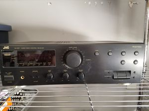 JVC RX-518v audio video control receiver for Sale in Hutto, TX