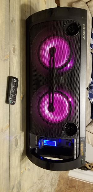 Sony 460w party Speaker for Sale in Katy, TX