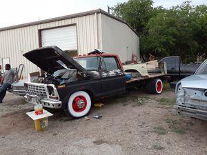 78 ford f350 custom dually for Sale in San Antonio, TX