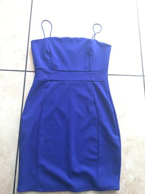 Navy blue tight dress for Sale in Ontario, CA