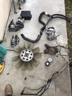 Chevy s10 parts gmc Sonoma for Sale in Hayward, CA