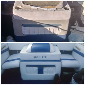 Tapiceria de barco / Boat seat recovery for Sale in Moreno Valley, CA