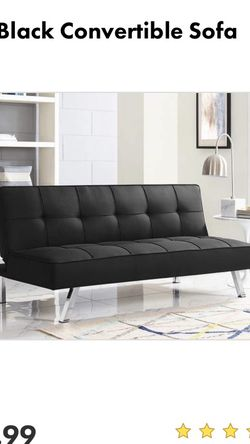 Serta Convertible Bed Futon Sofa for Sale in Bethpage,  NY