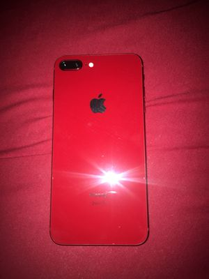 iPhone 8 Plus Red Edition for Sale in Coral Gables, FL