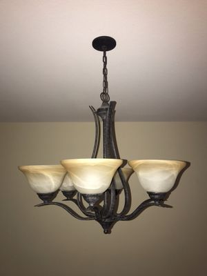 Chandelier 6 lights for Sale in Chino, CA