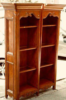 "#32752 Pair Bookshelves 80"" Height x 28"" Each Width Pair of Illuminating Shelves for Sale in Oakland, CA"