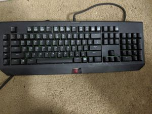 razer blackwidow 2014 Mechanical keyboard for Sale in Goodyear, AZ