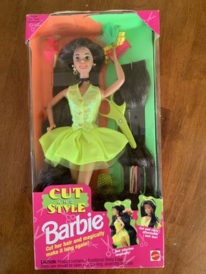 1994 Cut and Style Barbie unopened for Sale in Kirkwood, MO